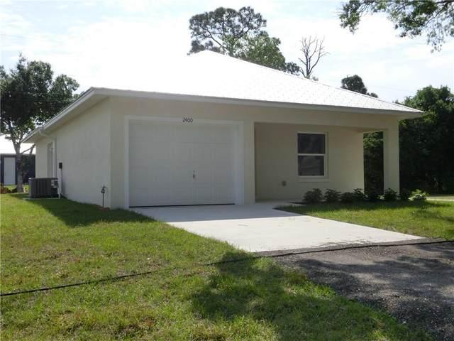 2400 89th Drive, Vero Beach, FL 32966 (MLS #242717) :: Team Provancher | Dale Sorensen Real Estate