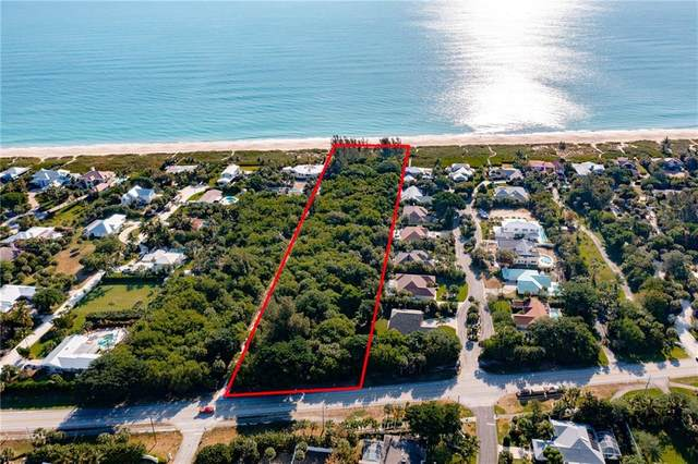1520 S Highway A1a, Vero Beach, FL 32963 (MLS #242765) :: Billero & Billero Properties