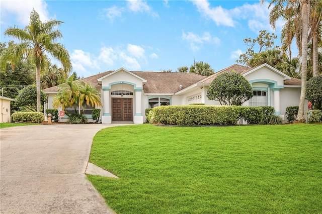 138 Midvale Terrace, Sebastian, FL 32958 (MLS #242780) :: Billero & Billero Properties