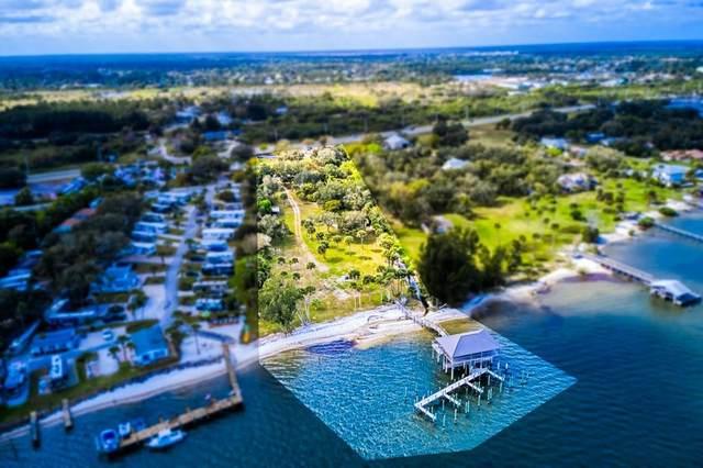 11360 S Indian River Drive, Sebastian, FL 32958 (MLS #242784) :: Billero & Billero Properties
