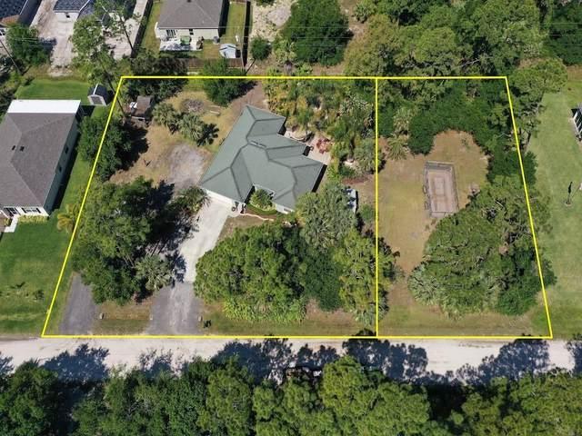 8235 103rd Court, Vero Beach, FL 32967 (MLS #242788) :: Billero & Billero Properties