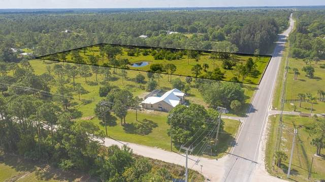 8370 130th Avenue, Fellsmere, FL 32948 (MLS #242833) :: Billero & Billero Properties