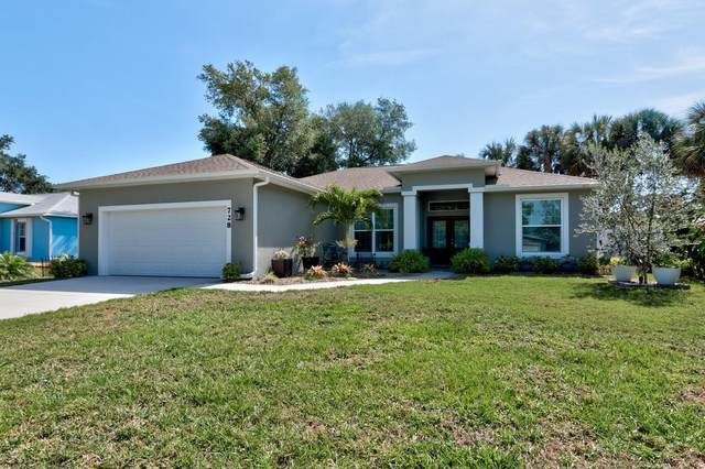 728 Wimbrow Drive, Sebastian, FL 32958 (MLS #242834) :: Team Provancher | Dale Sorensen Real Estate