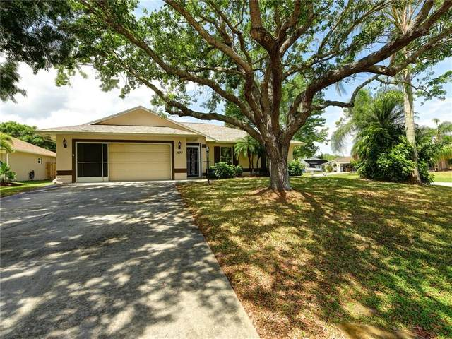 1477 Bevan Drive, Sebastian, FL 32958 (MLS #242849) :: Team Provancher | Dale Sorensen Real Estate
