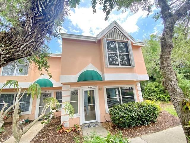 1502 Coral Oak Lane #1301, Vero Beach, FL 32963 (MLS #242969) :: Team Provancher   Dale Sorensen Real Estate