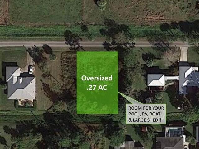 965 Potomac Avenue, Sebastian, FL 32958 (MLS #242979) :: Billero & Billero Properties