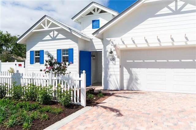60 Strand Drive, Vero Beach, FL 32963 (MLS #243062) :: Dale Sorensen Real Estate