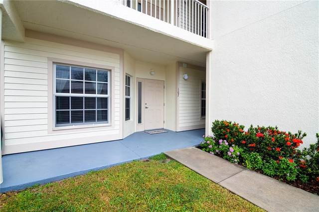 13530 Mystic Drive #107, Sebastian, FL 32958 (MLS #243072) :: Billero & Billero Properties