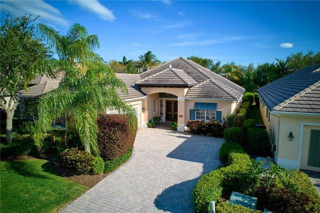 2107 Indian Summer Lane, Vero Beach, FL 32963 (MLS #243091) :: Team Provancher | Dale Sorensen Real Estate