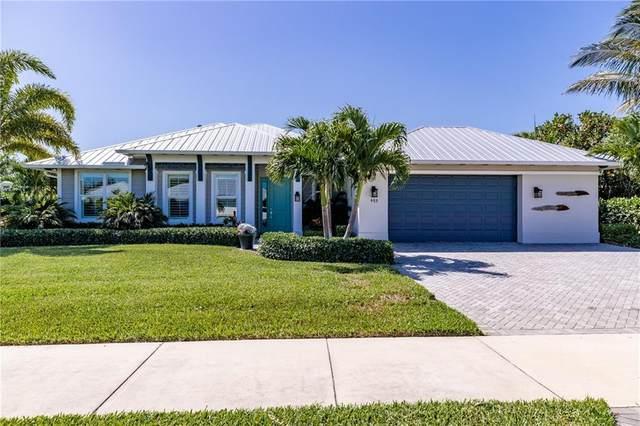 955 Tarpon Flats Drive, Hutchinson Island, FL 34949 (MLS #243132) :: Billero & Billero Properties