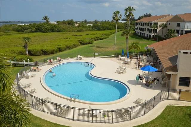 6240 E Mirror Lake Drive #406, Sebastian, FL 32958 (MLS #243202) :: Billero & Billero Properties