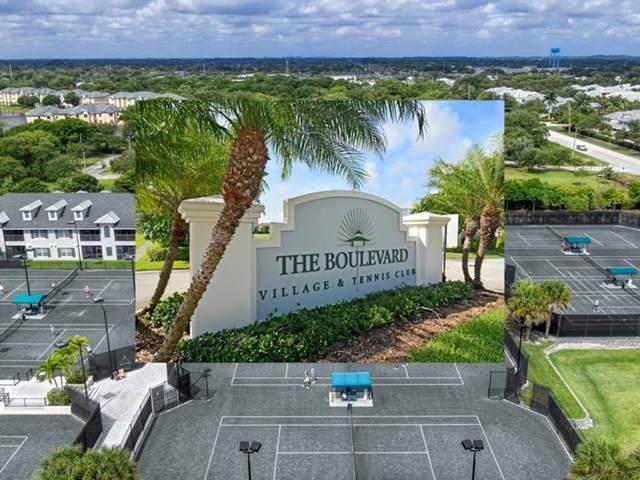 4360 Doubles Alley Drive #201, Vero Beach, FL 32967 (MLS #243213) :: Team Provancher   Dale Sorensen Real Estate