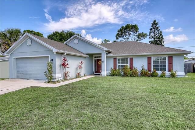 702 Beard Avenue, Sebastian, FL 32958 (MLS #243261) :: Team Provancher | Dale Sorensen Real Estate