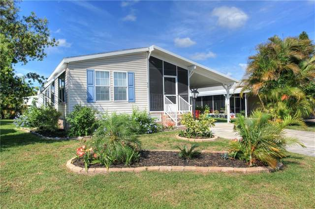 810 Wren Circle, Barefoot Bay, FL 32976 (MLS #243262) :: Team Provancher   Dale Sorensen Real Estate