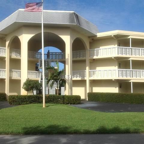 1100 Ponce De Leon Circle W206, Vero Beach, FL 32960 (MLS #243329) :: Team Provancher | Dale Sorensen Real Estate