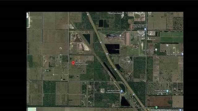 1900 SW 86th Avenue, Vero Beach, FL 32966 (MLS #243355) :: Team Provancher | Dale Sorensen Real Estate