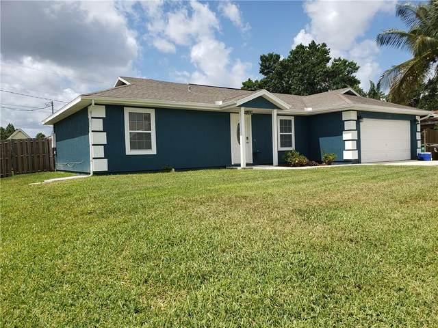 2138 SW Janette Avenue, Port Saint Lucie, FL 34953 (MLS #243472) :: Team Provancher | Dale Sorensen Real Estate