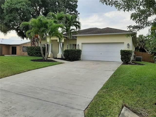 691 Bayfront Terrace, Sebastian, FL 32958 (MLS #243517) :: Billero & Billero Properties