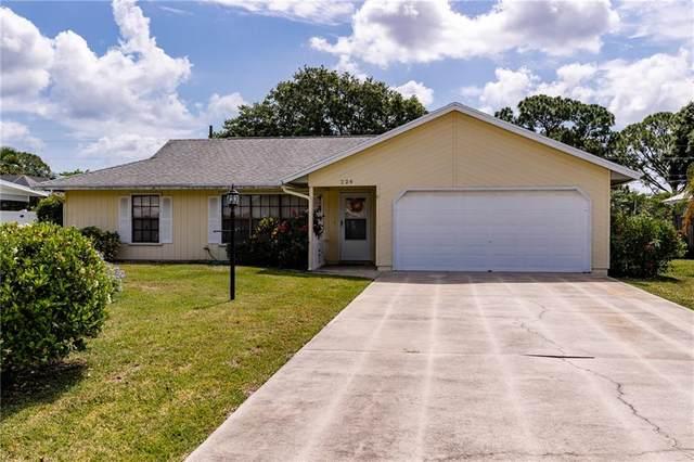 226 19th Avenue, Vero Beach, FL 32962 (MLS #243538) :: Team Provancher | Dale Sorensen Real Estate