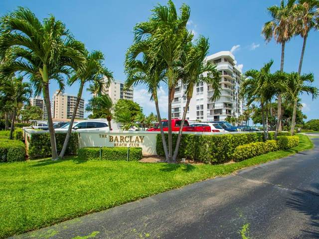 2800 N Highway A1a #204, North Hutchinson Island, FL 34949 (MLS #243565) :: Billero & Billero Properties