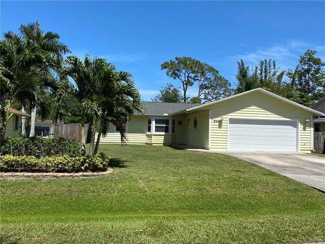 256 23rd Avenue, Vero Beach, FL 32962 (MLS #243614) :: Team Provancher | Dale Sorensen Real Estate