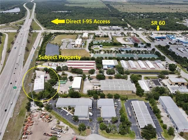9095 17th Place, Vero Beach, FL 32966 (MLS #243661) :: Team Provancher | Dale Sorensen Real Estate