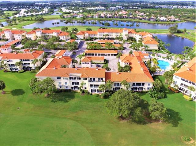 5040 Harmony Circle #203, Vero Beach, FL 32967 (MLS #243676) :: Team Provancher | Dale Sorensen Real Estate