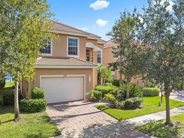 1880 Grey Falcon Circle SW, Vero Beach, FL 32962 (MLS #243679) :: Team Provancher | Dale Sorensen Real Estate