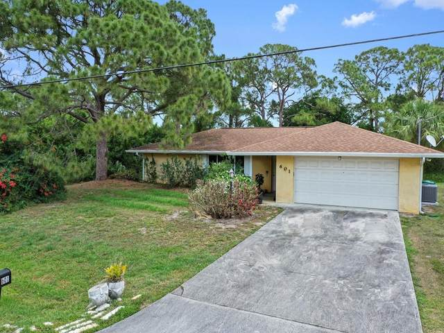 601 NW Selvitz Road, Port Saint Lucie, FL 34983 (MLS #243695) :: Team Provancher | Dale Sorensen Real Estate
