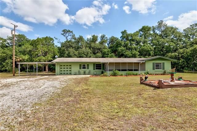 144 N Elm Street, Fellsmere, FL 32948 (MLS #243770) :: Billero & Billero Properties