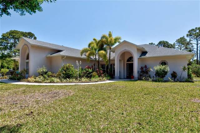 3545 Weber Road, Malabar, FL 32950 (MLS #243837) :: Kelly Fischer Team