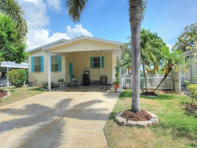 558 Marlin Circle, Barefoot Bay, FL 32976 (MLS #243898) :: Billero & Billero Properties