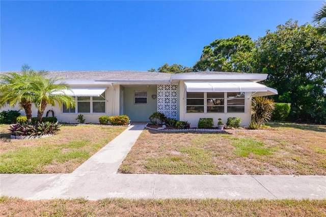406 Sandpiper Drive D, Fort Pierce, FL 34982 (MLS #243901) :: Billero & Billero Properties