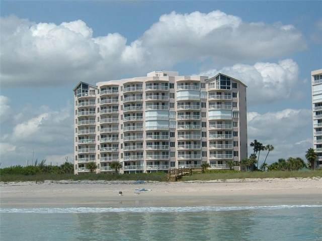 3870 N Highway A1a Ph4, Hutchinson Island, FL 34949 (MLS #243992) :: Billero & Billero Properties