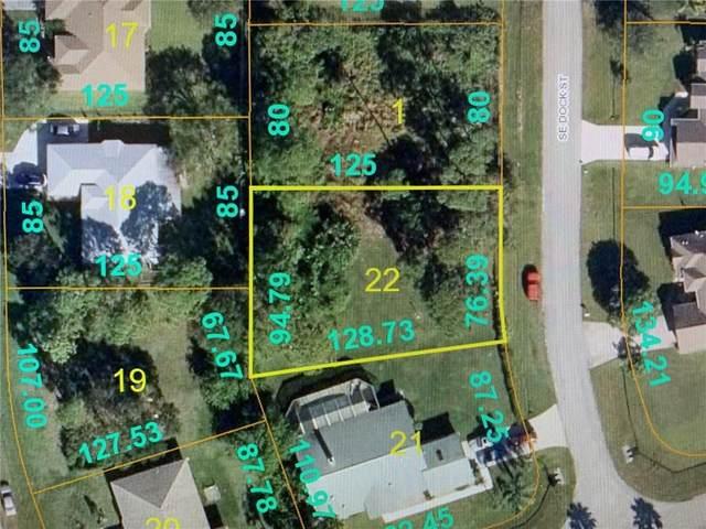 1992 SE Dock Street, Port Saint Lucie, FL 34952 (MLS #244236) :: Billero & Billero Properties