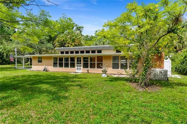 2100 Stewart Lane, Vero Beach, FL 32966 (MLS #244255) :: Team Provancher | Dale Sorensen Real Estate