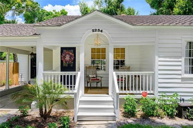 2234 18th Avenue, Vero Beach, FL 32960 (MLS #244367) :: Team Provancher | Dale Sorensen Real Estate