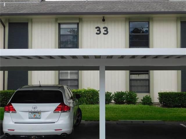 33 Plantation Drive #204, Vero Beach, FL 32966 (MLS #244398) :: Billero & Billero Properties