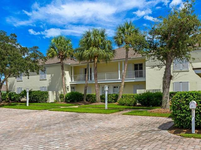 300 Harbour Drive 105B, Vero Beach, FL 32963 (MLS #244408) :: Billero & Billero Properties