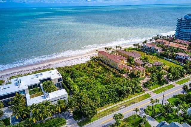 3640 Ocean Drive, Vero Beach, FL 32963 (MLS #244416) :: Billero & Billero Properties