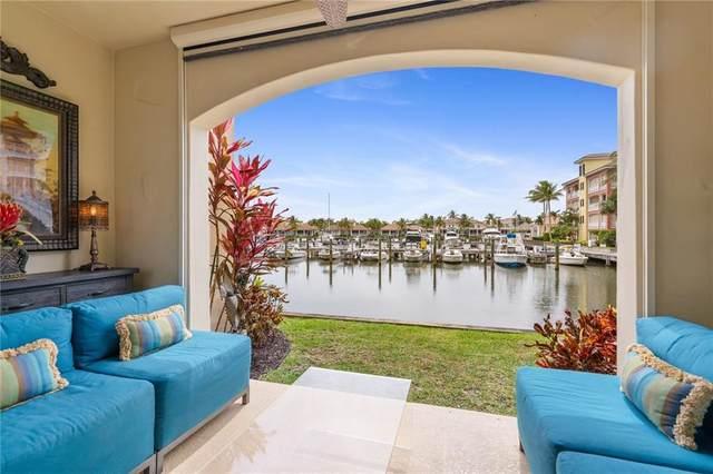 5520 N Harbor Village Drive #104, Vero Beach, FL 32967 (MLS #244424) :: Billero & Billero Properties