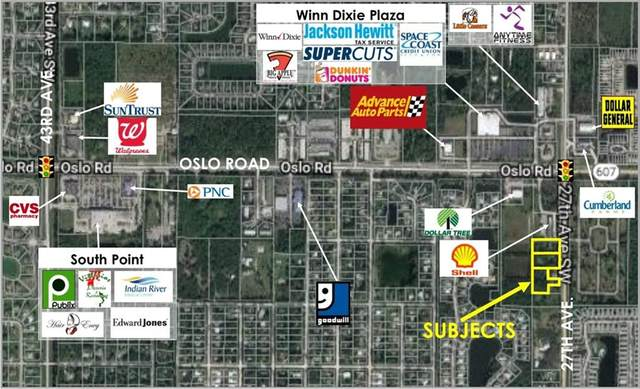 1015 27th Avenue, Vero Beach, FL 32968 (MLS #244475) :: Team Provancher | Dale Sorensen Real Estate