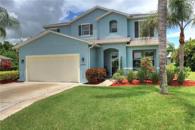 6580 35th Lane, Vero Beach, FL 32966 (MLS #244590) :: Team Provancher | Dale Sorensen Real Estate