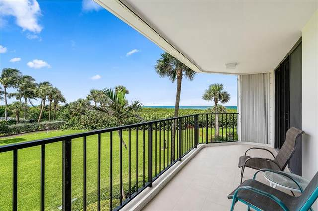 2800 N Highway A1a #202, Hutchinson Island, FL 34949 (MLS #244623) :: Dale Sorensen Real Estate