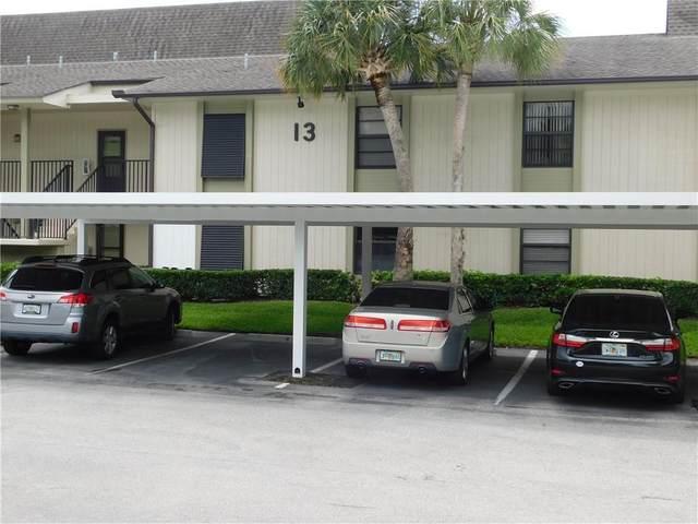 13 Plantation Drive #104, Vero Beach, FL 32966 (#244624) :: The Reynolds Team   Compass