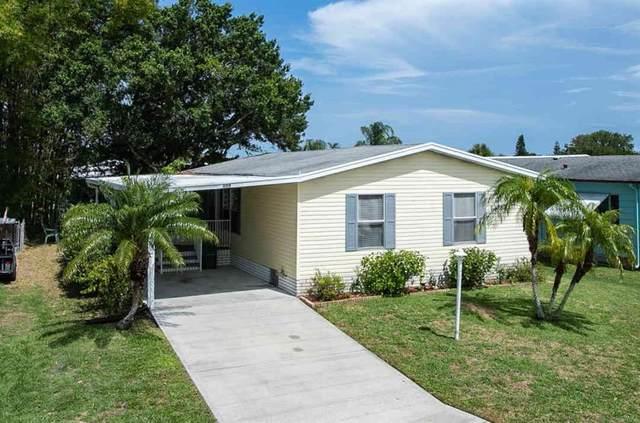 809 Oriole Circle, Barefoot Bay, FL 32976 (MLS #244679) :: Billero & Billero Properties
