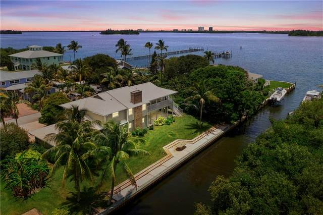 473 Peninsula Drive, Fort Pierce, FL 34946 (MLS #244700) :: Team Provancher | Dale Sorensen Real Estate