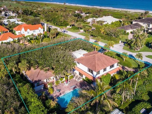 1807 Ocean Drive, Vero Beach, FL 32963 (MLS #244808) :: Team Provancher | Dale Sorensen Real Estate
