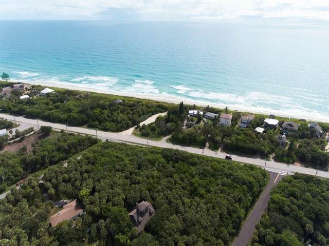 101 Seagrape Road, Melbourne Beach, FL 32951 (MLS #244869) :: Dale Sorensen Real Estate