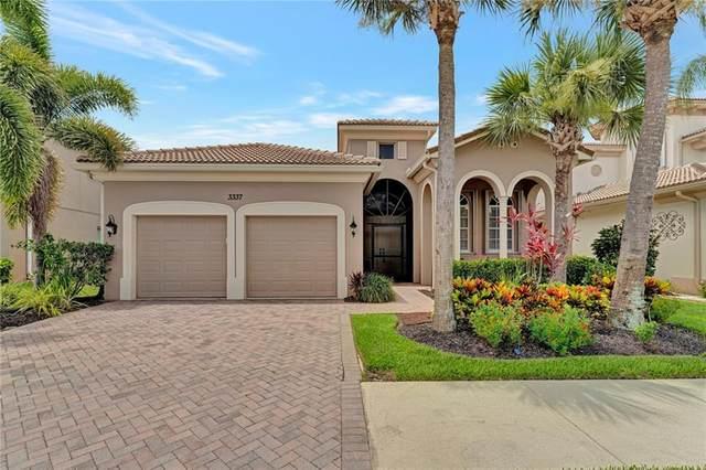 3337 Burlington Place SW, Vero Beach, FL 32968 (MLS #244915) :: Team Provancher   Dale Sorensen Real Estate
